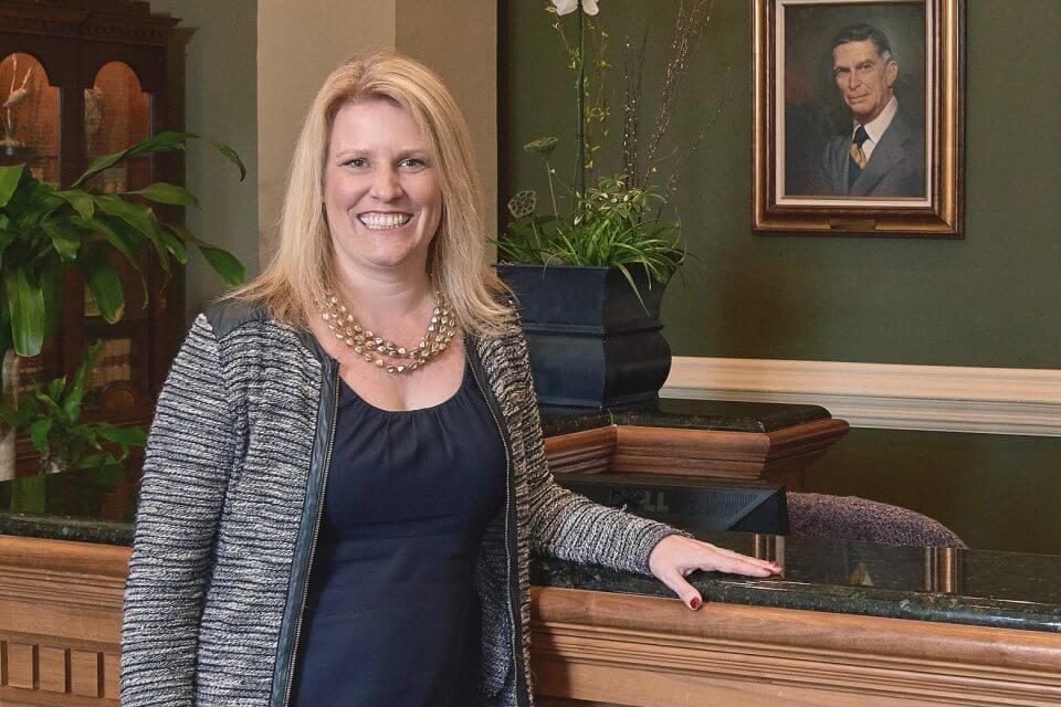 Barry Sinoff Award of Excellence Attorney Spotlight: Ashley Wells Cox