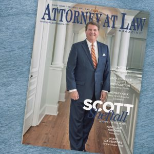 Attorney at Law Magazine First Coast Vol. 4 No. 2