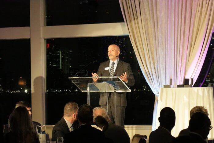Luis Salazar Gives Keynote Address at CEO and General Counsels Dinner
