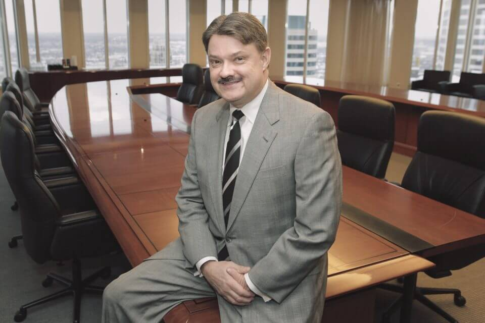 Rich Ostlund Selected as Board Chair of Fairview Health Services