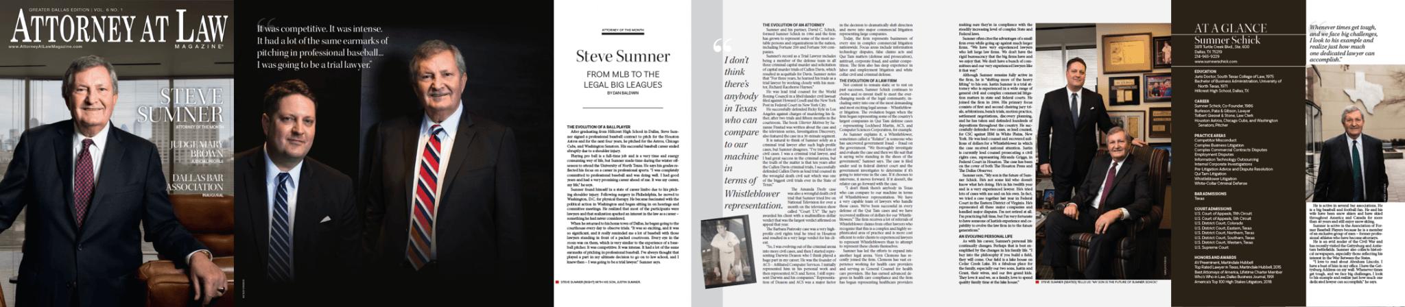 Steve Sumner
