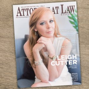 Attorney at Law Magazine San Antonio Vol. 1 No. 2