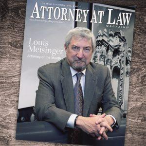 Attorney at Law Magazine Los Angeles Vol. 5 No. 2