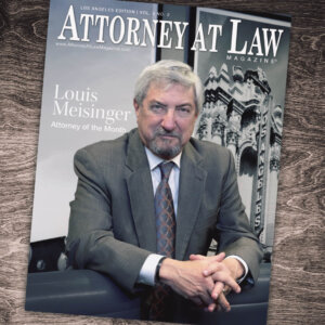 Attorney at Law Magazine Los Angeles Vol. 5 No. 2