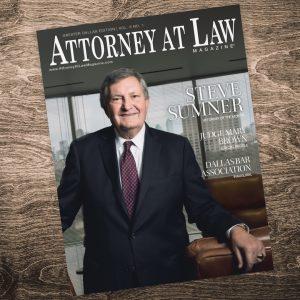 Attorney at Law Magazine Dallas Vol. 6 No. 1