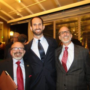 John Rubiner, William Sohigian and Michael Sohigian