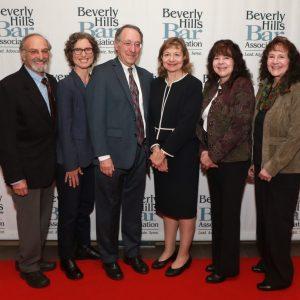 Ken Levin,Shree Ram, Steve Rosenwasser, Kelli Sager, Tracie Lee andRobin Montague | PHOTO CREDIT: Lee Salem