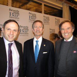 Michael Kaiser, Marc Staenberg and Gary Greene