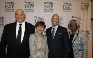 Timothy Collins, Audrey Collins, Eric Taylor and Patti Jo McKay