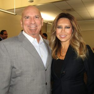 Mike Moore and Sheila LaCivita