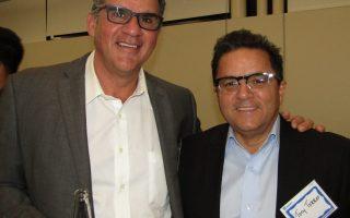 Howard Breuer and Tony Torres
