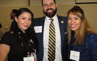 Susana Juarez, Oscar René Gutierrez and Magdalena Casas