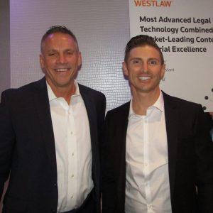 Lee Walters and Joseph Macchi