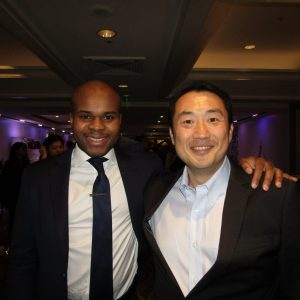 Ese Omofomo and Steven Chung