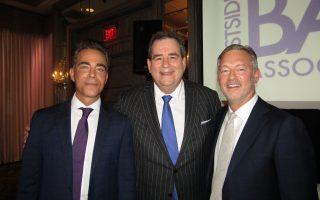 Arash Homampour, Brian Panish and Michael Alder
