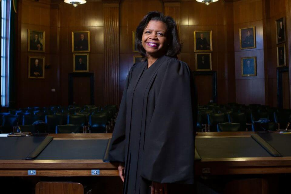 Exclusive Interview: Supreme Court Chief Justice Cheri Beasley