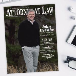 Attorney at Law Magazine NC Triangle Vol. 7 No. 2