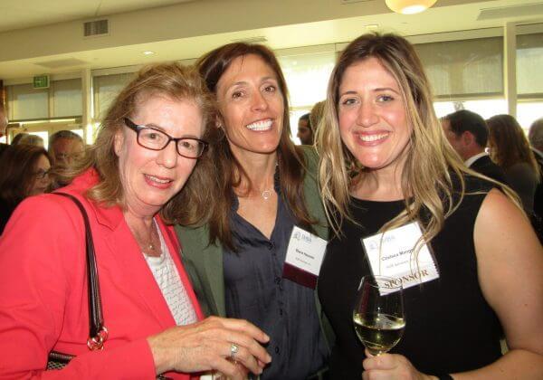 Wendy Kramer, Stacy Feldman Hausner and Chelsea Mangel
