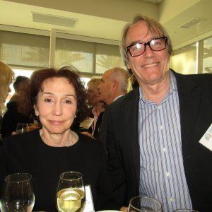 Joyce Mendlin and Jim Perkins