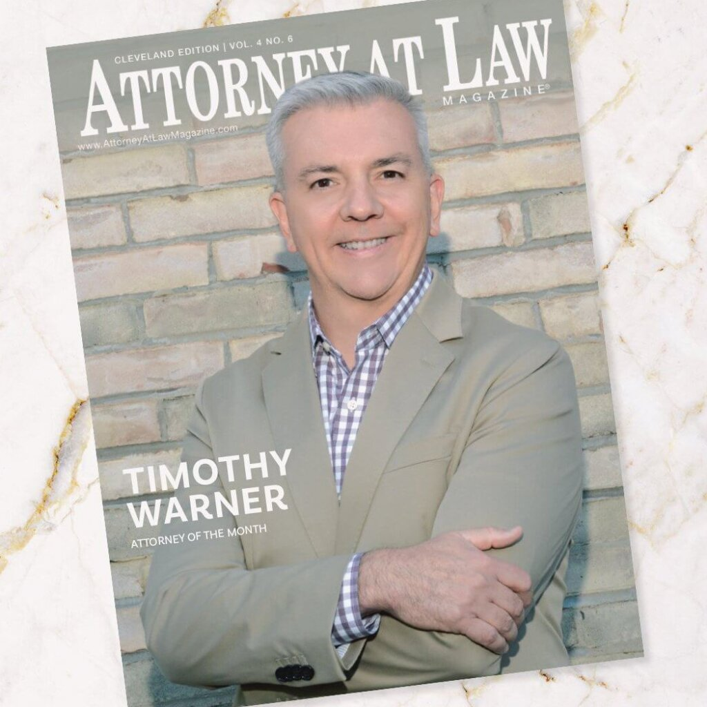 Attorney at Law Magazine Cleveland Vol 4 No 6