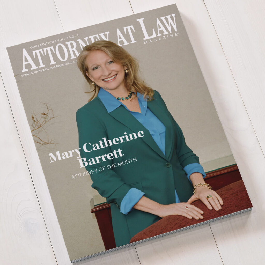 Attorney at Law Magazine Cleveland Vol 5 No 2