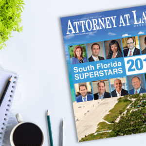 Attorney at Law Magazine Palm Beach Vol 6 No 4