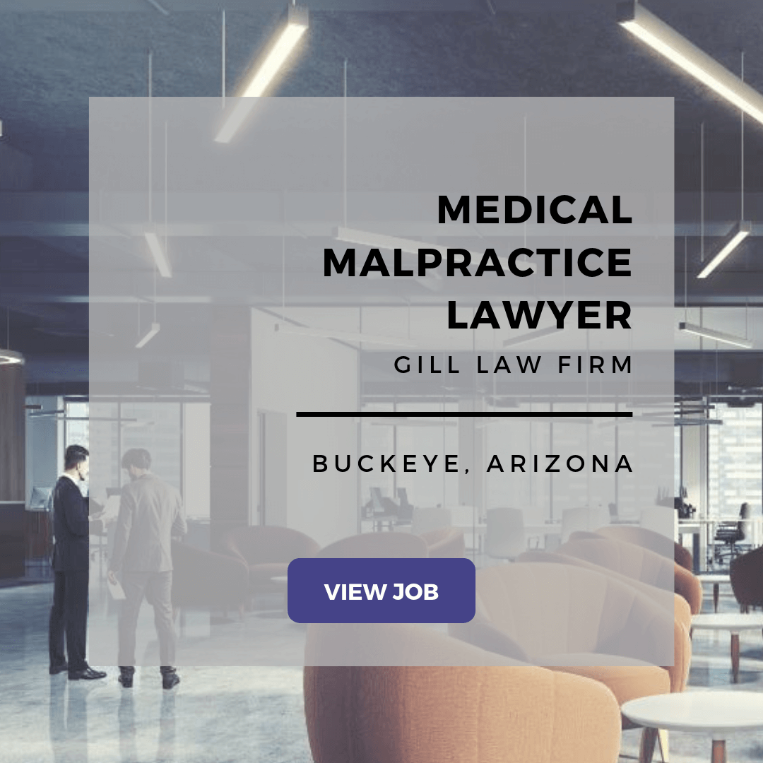 Medical Malpractice Attorney at Gill Law Firm