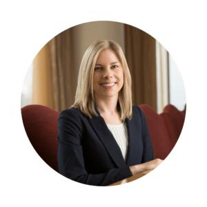 Women in Law Amelia Henderson