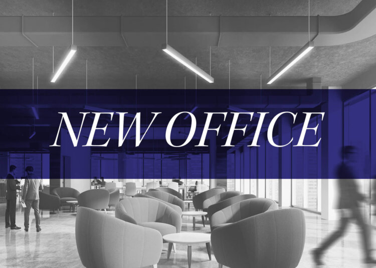 Talk of the Town New Office