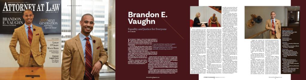Brandon Vaughn