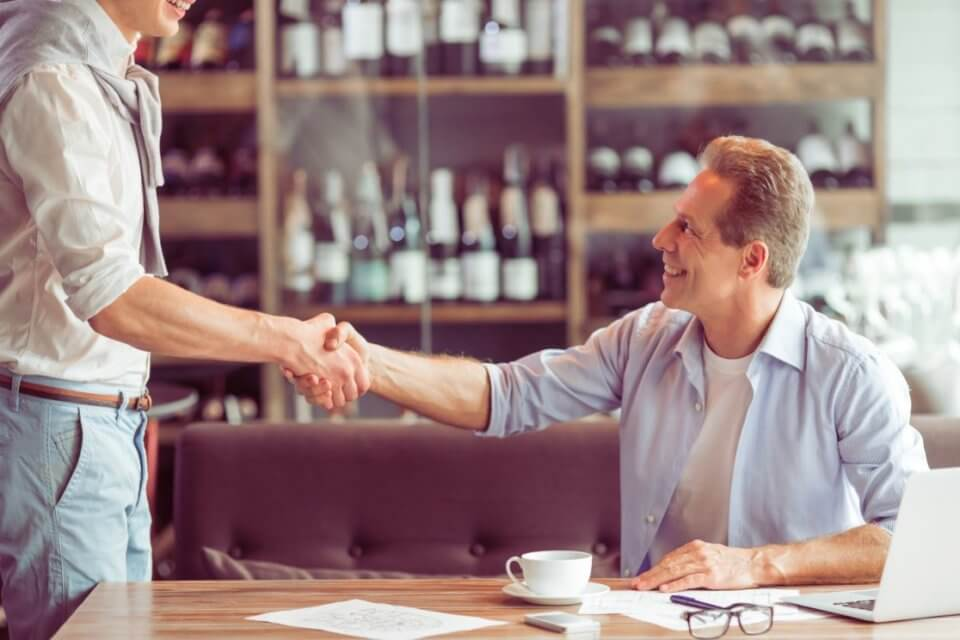 Let's Grab Coffee: The New Business Lunch