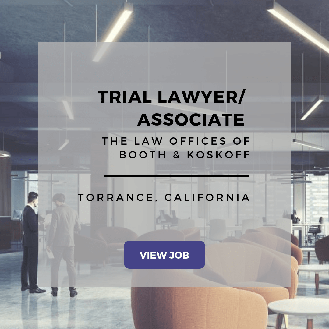 Trial Lawyer Job