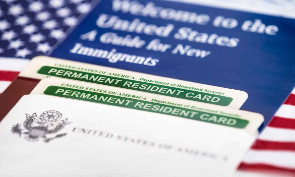 green card expires