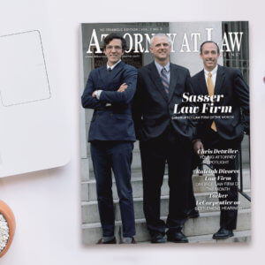 Attorney at Law Magazine NC Triangle VOL7NO3
