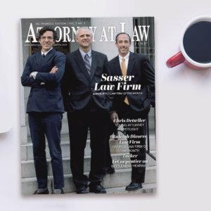 Attorney at Law Magazine NC Triangle VOL7NO3