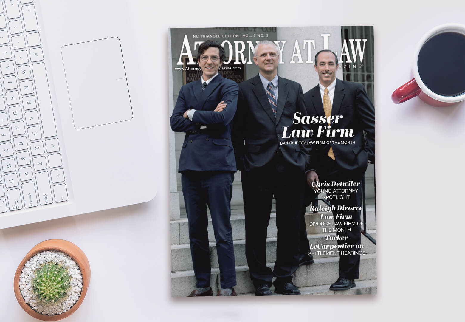 Attorney at Law Magazine NC Triangle | A Legal Publication