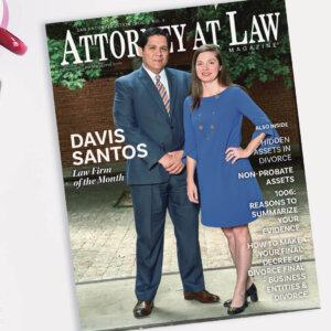 Attorney at Law Magazine San Antonio VOL1NO4