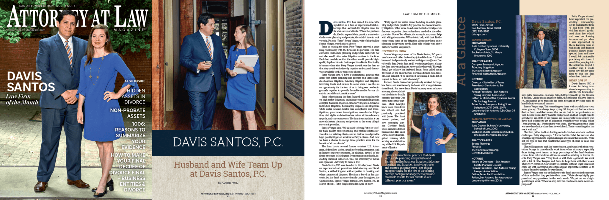 Davis Santos, P.C.