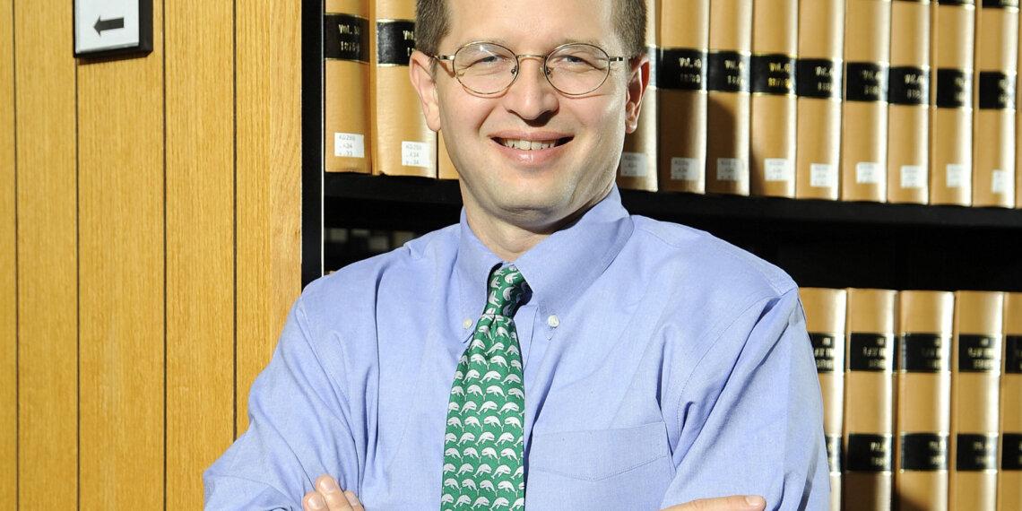 Stetson Law professor Royal Gardner
