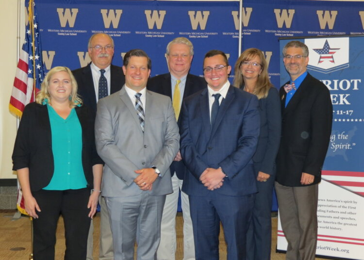 WMU-Cooley Constitution Day