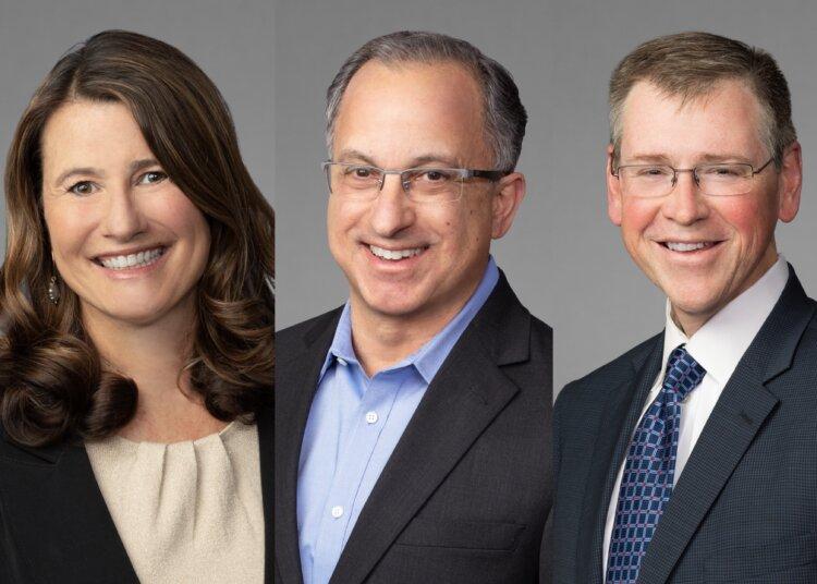 Tina M. Bird, Philip L. Comella and Christopher J. Townsend