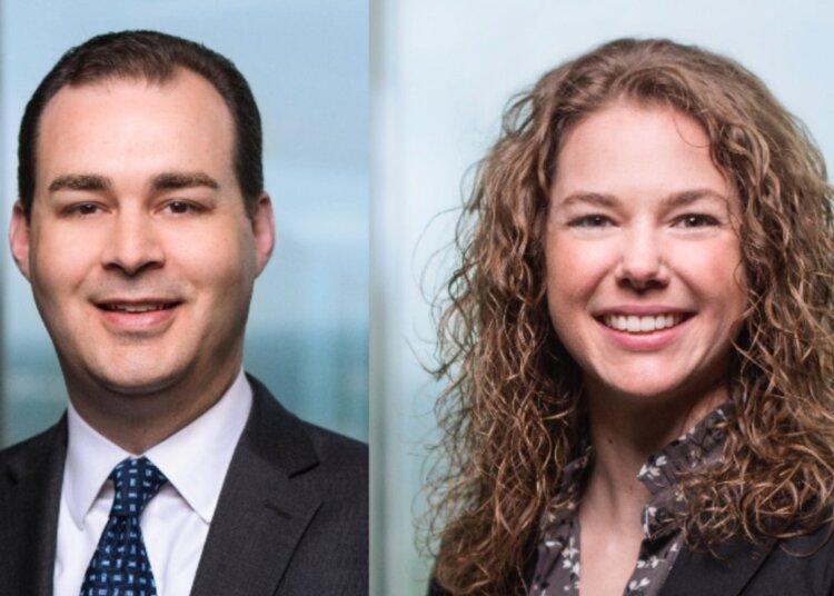 Christopher Lam and Bridget Warren