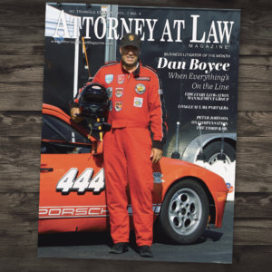 Attorney at Law Magazine NC Triangle Vol. 7 No. 4