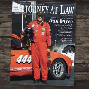 Attorney at Law Magazine NC Triangle Vol. 7 No. 4