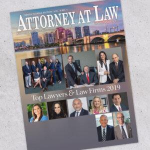 Attorney at Law Magazine Palm Beach Vol. 8 No. 1