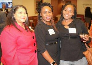 Twanda Artis, Miriam Sheppard and Lexus Sanders