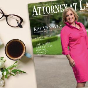 Attorney at Law Magazine Dallas Vol. 6 No. 3