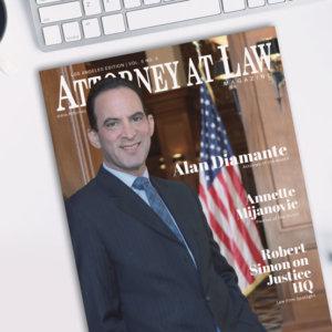Attorney at Law Magazine Los Angeles Vol. 5 No. 5