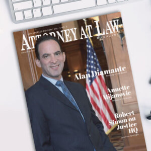 Attorney at Law Magazine Los Angeles Vol. 5 No. 5