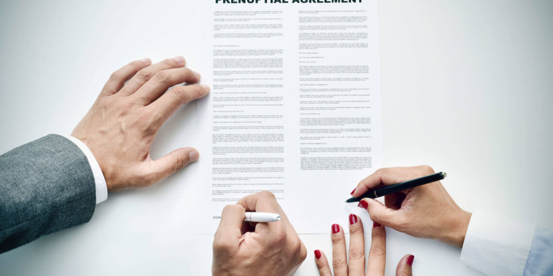Benefits of Getting a Prenuptial Agreement